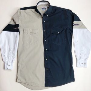 Cumberland Outfitters long sleeve button down.